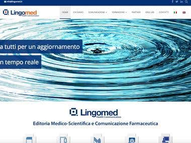 New Website for Lingomed