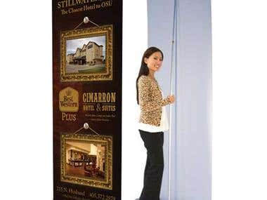 Trade Show Bannerstand Design