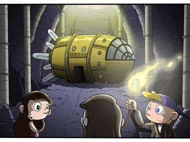 Timmy and the Time Vortex
