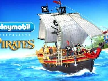 Android Game (PLAYMOBIL Pirates)
