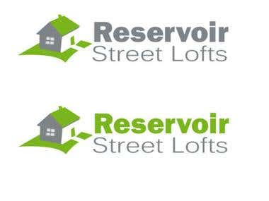 Reservoir Street Lofts (logo)