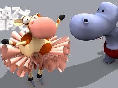 Crazy Hippo