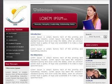 Schoohl Website