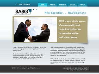 SASG Website