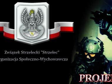 """Banner for Związek Strzelecki """"Strzelec"""" OSW"""