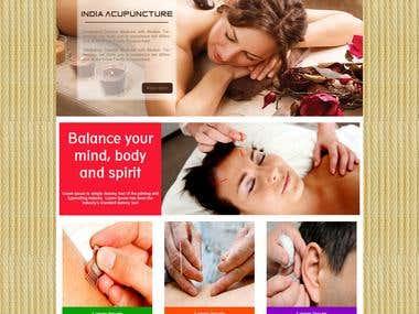 india acupuncture website
