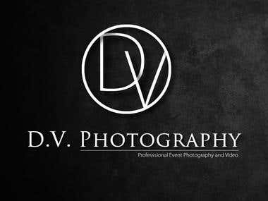 DV PHOTO LOGO
