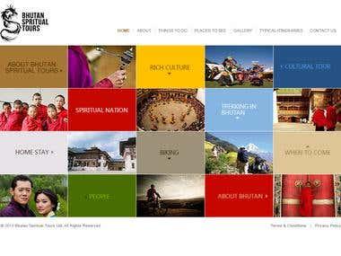 Bhutan Spiritual Design