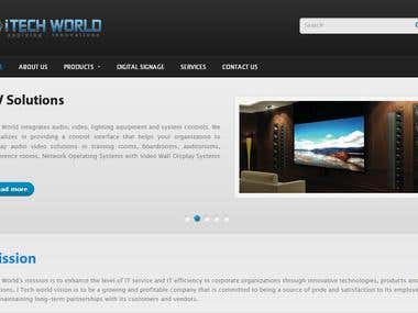 itech world website
