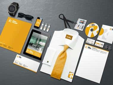 Web Design + Development + Corporate Branding