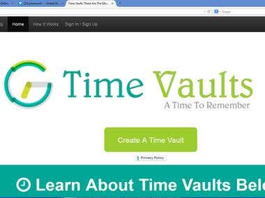 Timevaults