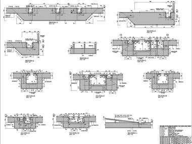 Structural Shop Drawings & Rebar Bar Detailing