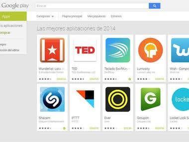 Las mejores Apps para Android del año.