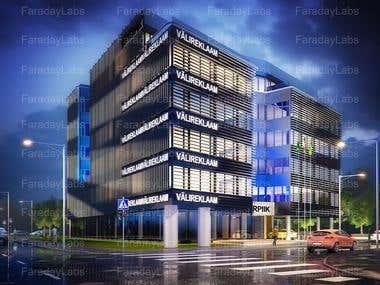 Office building in Tallinn