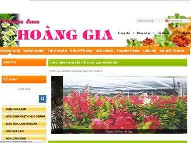 Vuon Lan Hoang Gia _ Royal Orchid Garden