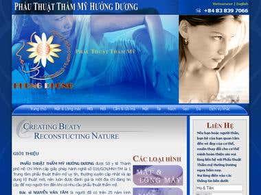 My Vien Huong Duong _ Beauty Salon Huong Duong