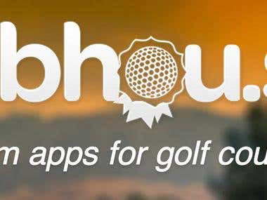JSON API for golf Iphone App