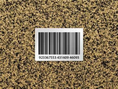 Custom Barcode