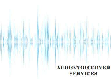 Audio/voice over services