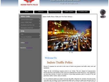 Indore Traffic Police