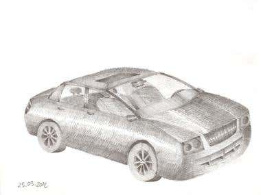 car usa style
