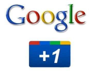 Google +1, Google play store services.