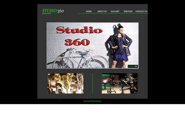 studio360 a studio website