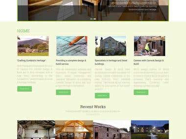 Wordpress Wesite Design an Development