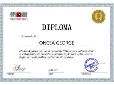 SEO Diploma