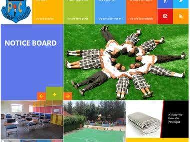 A School Site