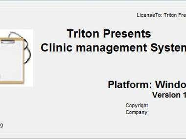 VB6/MS Access - Clinic Management System