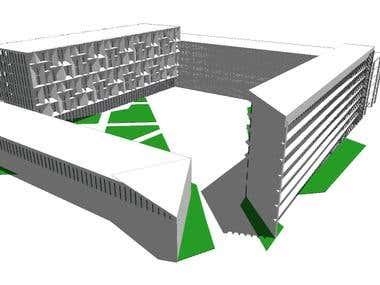 3D Modelling - Architecture