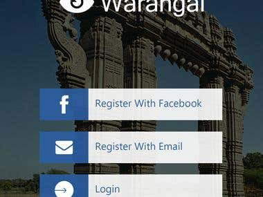 Warangal (Android & iPhone)