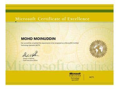 MCTS SQL Server 2008