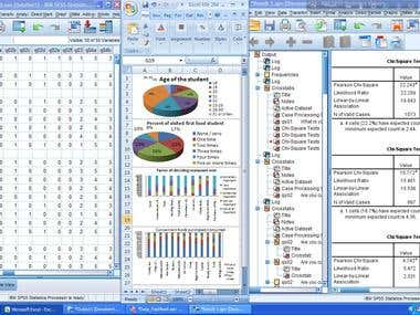 Marketing Research SPSS Analysis