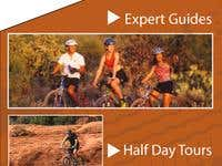 Rack Card Design for Bike Tour Rental Business