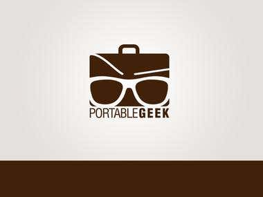 Portable Geek Logo 1