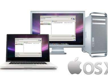 VoIP application for OSX