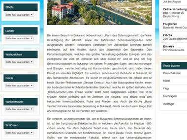 Text über Bukarest
