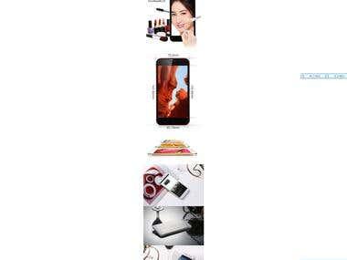 eBay  tamplate design