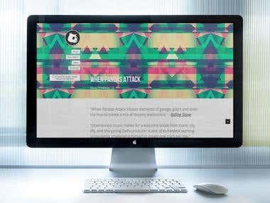 When Pandas Attack Website Design
