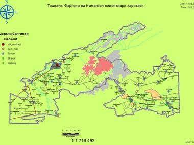 Cartography & Map