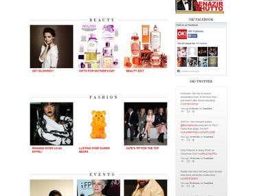 Okmagazine Website