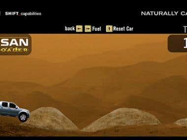 Flash Game | Cars Racing