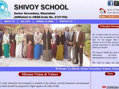 Shivoy Senior Secondry School