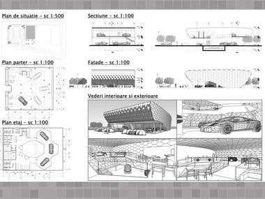 Various 3D Designs