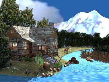 3D Scenery