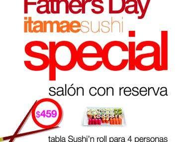 itamae sushi web ad