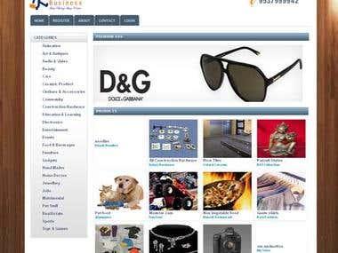 A business portal