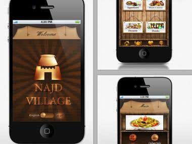 iPhone/iPad Application Designs